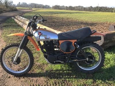 Lot 84-c.1976 Yamaha TT500