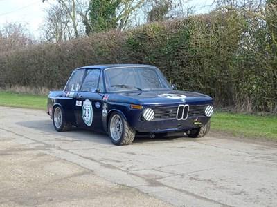 Lot 52-1972 BMW 1602 2-Litre Racecar