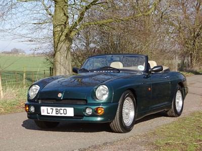 Lot 5-1993 MG R V8