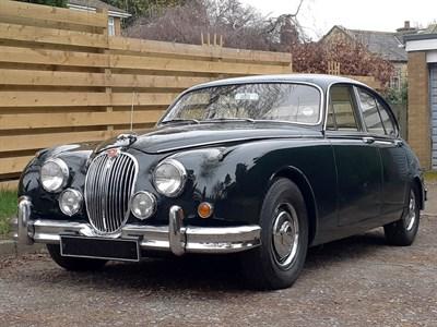 Lot 46-1962 Jaguar MK II 3.4 Litre
