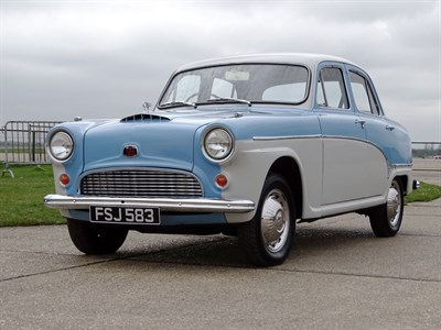Lot 5-1956 Austin A90 Westminster