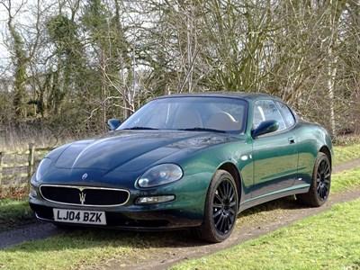 Lot 3-2004 Maserati 4200 GT