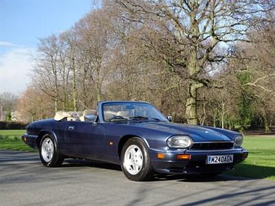Lot 57-1994 Jaguar XJS 4.0 Convertible
