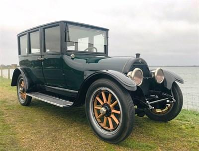 Lot 8-1919 Cadillac Type 57 Sedan