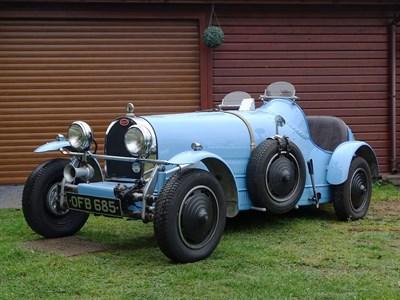 Lot 12-1963 Bugatti Type 35 Evocation