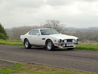 Lot 61-1979 Aston Martin V8 Oscar India