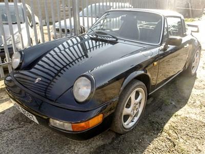 Lot 93-1979 Porsche 911 SC Targa