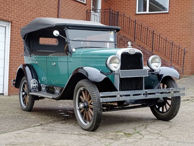 Lot 55-1927 Chevrolet Capitol Tourer