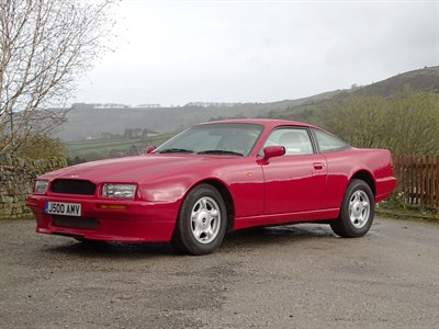 Lot 51-1992 Aston Martin Virage