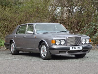 Lot 66-1997 Bentley Turbo R