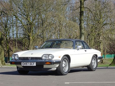 Lot 59-1987 Jaguar XJ-SC 5.3