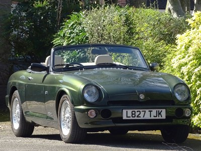 Lot 37-1994 MG R V8