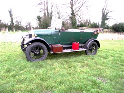 Lot 50-1923 Morris Cowley 'Bullnose' Tourer