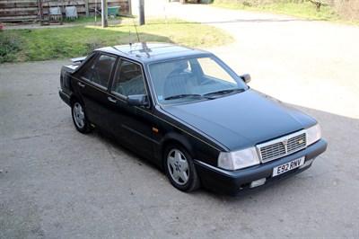 Lot 35-1988 Lancia Thema 8.32
