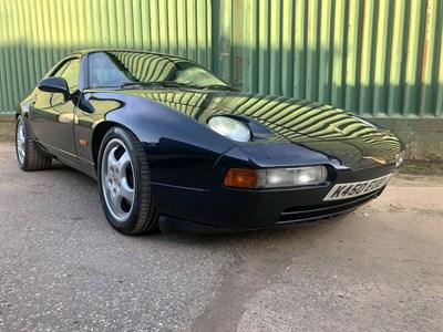 Lot 44-1992 Porsche 928 GTS