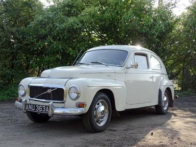 Lot 7-1963 Volvo PV544