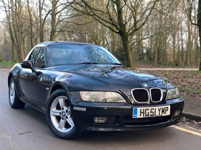 Lot 16-2001 BMW Z3