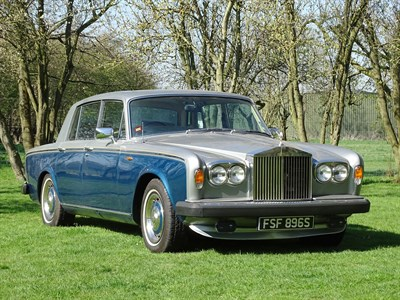 Lot 70-1978 Rolls-Royce Silver Shadow II