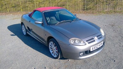 Lot 76-2003 MG TF 135