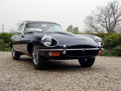 Lot 67-1969 Jaguar E-Type 4.2 Coupe