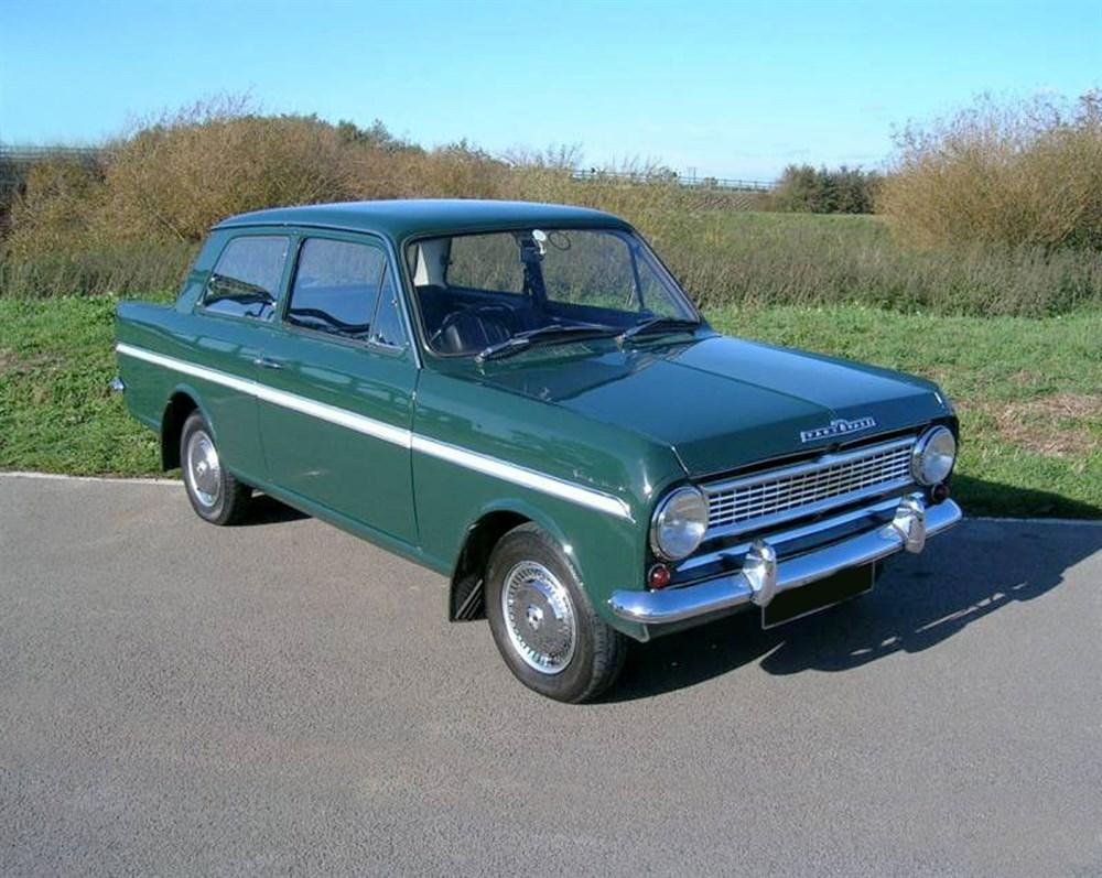 Lot 13 - 1966 Vauxhall Viva HA 90 SL