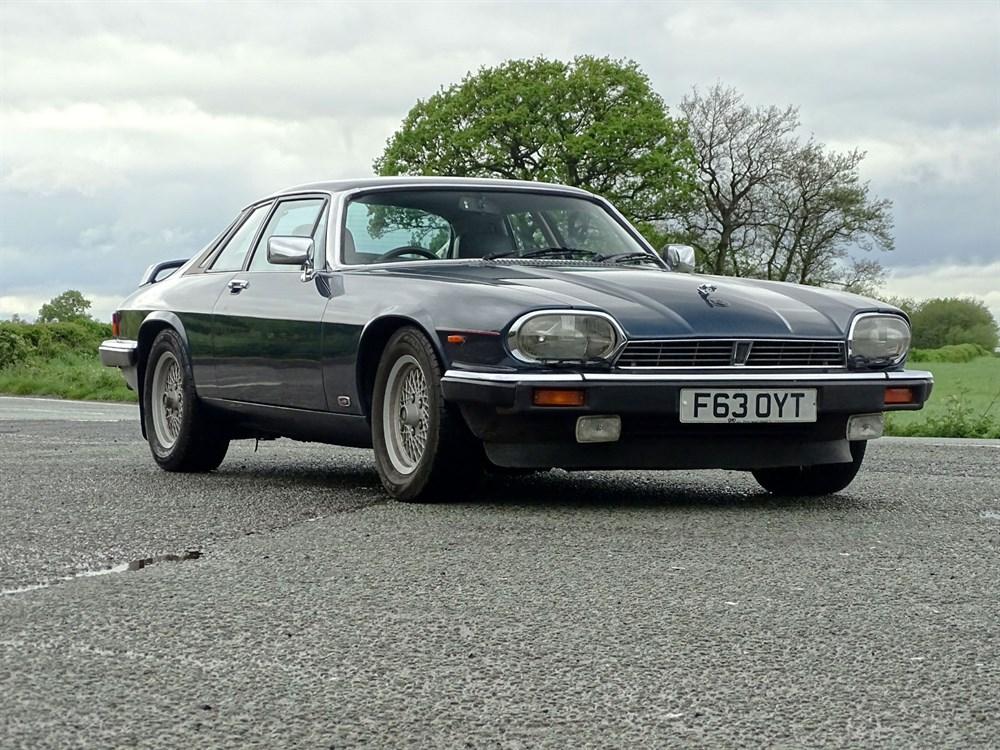 Lot 11 - 1988 Jaguar XJ-S 3.6