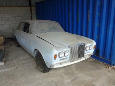 Lot 8 - 1968 Rolls-Royce MPW