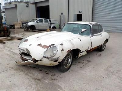 Lot 34 - 1966 Jaguar E-Type 4.2 2+2