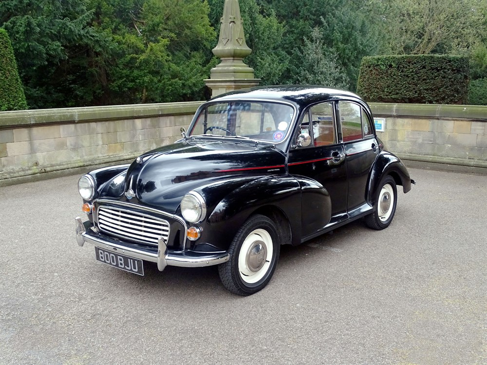 Lot 40 - 1962 Morris Minor 1000 Saloon