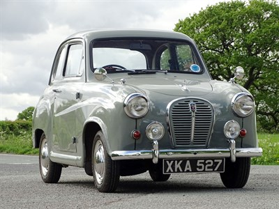 Lot 2 - 1957 Austin A35 Saloon