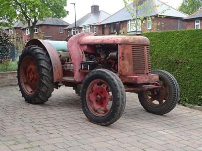 Lot 1 - 1955 David Brown Cropmaster 30C