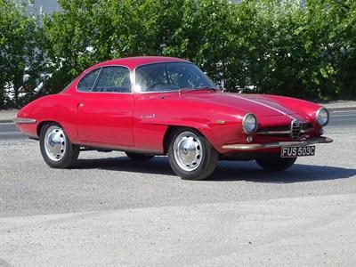 Lot 39-1965 Alfa Romeo Giulia Sprint Speciale