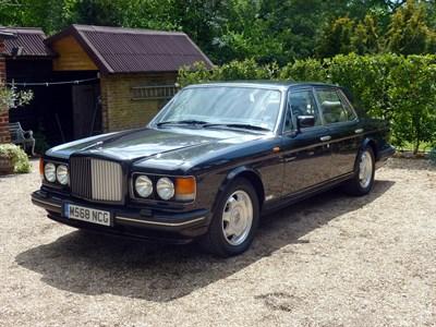 Lot 93-1995 Bentley Turbo R