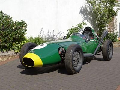 Lot 116-1959 Elva-DKW 100 Formula Junior
