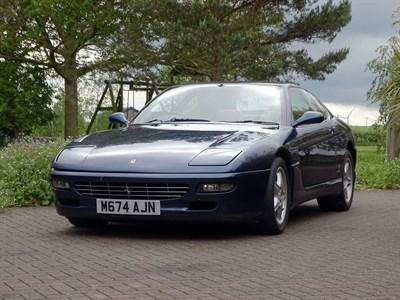 Lot 34-1995 Ferrari 456 GT