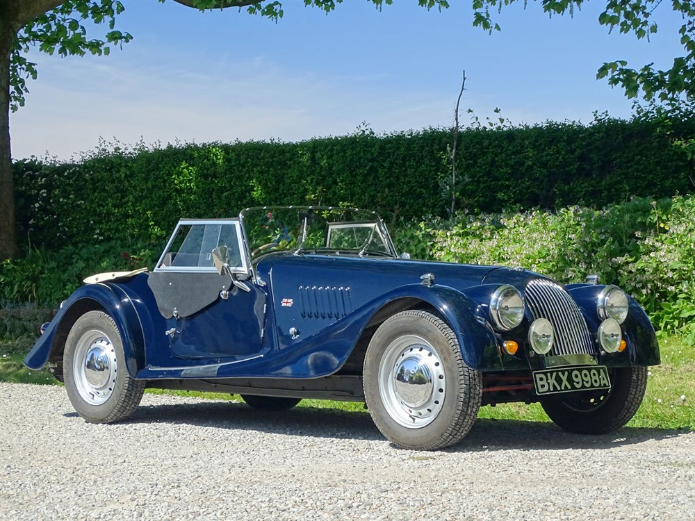 Lot 44 - 1963 Morgan 4/4 Series V