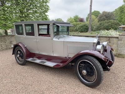 Lot 38-1923 Packard Six Sedan