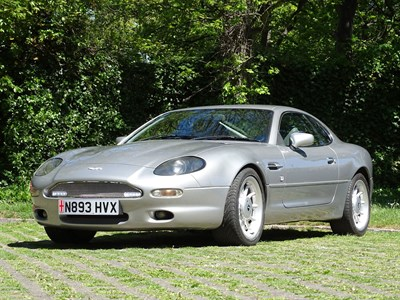 Lot 86-1995 Aston Martin DB7