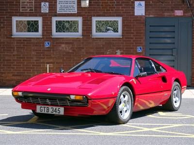 Lot 47-1981 Ferrari 308 GTBi