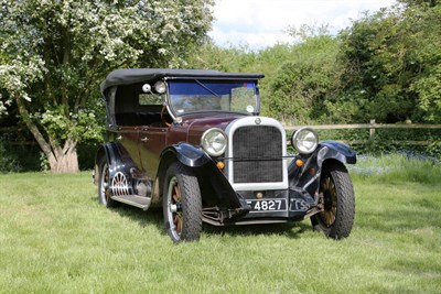 Lot 26-1927 Dodge Brothers Series 126 Special Tourer