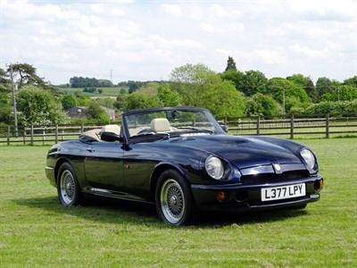 Lot 21-1994 MG R V8