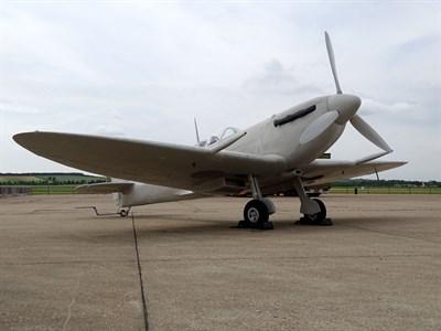 Lot 90-Supermarine Spitfire MK V Evocation