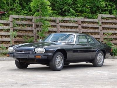 Lot 3-1979 Jaguar XJ-S 5.3