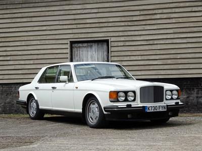 Lot 12-1993 Bentley Brooklands