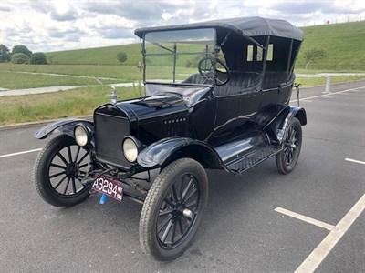 Lot 1-1922 Ford Model T Tourer