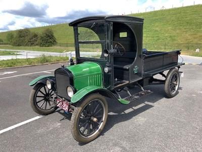 Lot 24-1919 Ford Model T Truck