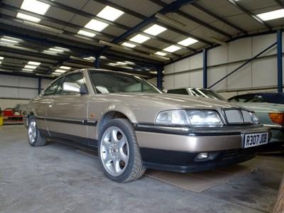 Lot 79-1998 Rover 820 Vitesse