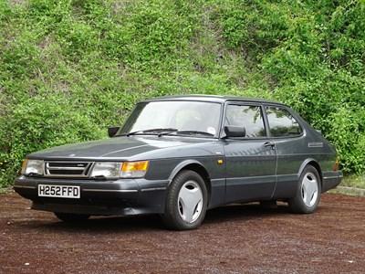 Lot 78-1991 Saab 900 Turbo 16