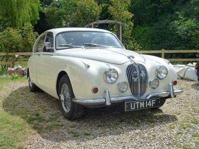 Lot 2-1968 Jaguar 240