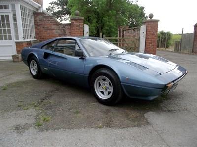 Lot 70-1978 Ferrari 308 GTB